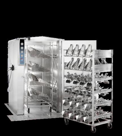 1536-SPW Model Commercial Dishwasher Manufacturer Brand Partner Douglas Washing and Sanitizing Systems Safer Cleaner Faster Industrial Dishwasher Restaurant Dishwasher Food Industry Cleaning Machines