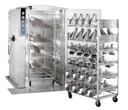 2554-SPW Model Commercial Dishwasher Manufacturer Brand Partner Douglas Washing and Sanitizing Systems Safer Cleaner Faster Industrial Dishwasher Restaurant Dishwasher Food Industry Cleaning Machines