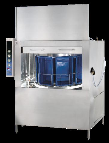 RBW-50 Bin Model Commercial Dishwasher Manufacturer Brand Partner Douglas Washing and Sanitizing Systems Safer Cleaner Faster Industrial Dishwasher Restaurant Dishwasher Food Industry Cleaning Machines