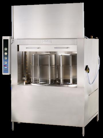 RBW-50 Model Commercial Dishwasher Manufacturer Brand Partner Douglas Washing and Sanitizing Systems Safer Cleaner Faster Industrial Dishwasher Restaurant Dishwasher Food Industry Cleaning Machines
