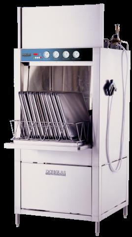 SD-10 Model Commercial Dishwasher Manufacturer Brand Partner Douglas Washing and Sanitizing Systems Safer Cleaner Faster Industrial Dishwasher Restaurant Dishwasher Food Industry Cleaning Machines