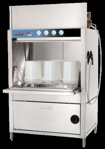 SD-20 Model Commercial Dishwasher Manufacturer Brand Partner Douglas Washing and Sanitizing Systems Safer Cleaner Faster Industrial Dishwasher Restaurant Dishwasher Food Industry Cleaning Machines